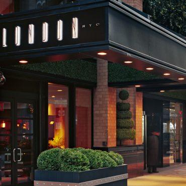 hotel de luxo em nova york